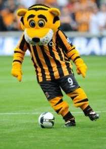 Rory the Tiger